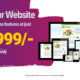 Get a website for Rs 4,999