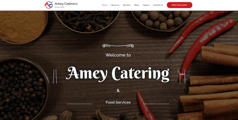 ameycaterers